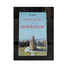 Ion bulei a short history of romania - Istorie