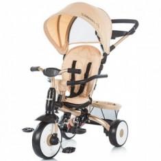 Tricicleta copii 1-5 Ani Chipolino Urban Beige