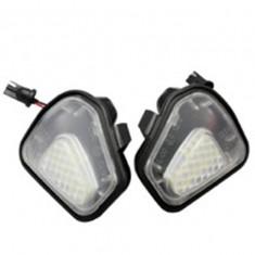 Lampa LED oglinda lumina exterioara 7417 compatibil VW Eos/ Passat/ CC/ Scirocco