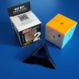 Cub Rubik 2x2x2 QiYi-MoFangGe QiDi S Profesional - 50mm, Unisex