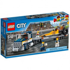 Transportor de dragster 60151 Lego City