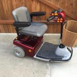 Scuter carucior electric pentru persoane cu handicap batrani copii - Scaun cu rotile
