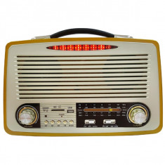 Cumpara ieftin SENZATIONAL MP3 PLAYER RETRO CU USB PLAYER STICK,CARD,RADIO,ACUMULATOR,SUPER.