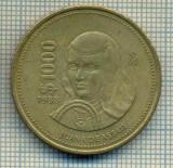 10860 MONEDA- MEXIC - 1000 PESOS  -anul 1988 -STAREA CARE SE VEDE, America de Nord