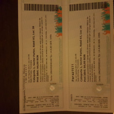 Bilete concert Parazitii Timișoara 27.04.2017 - Bilet concert