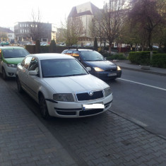 Skoda superb, An Fabricatie: 2004, Motorina/Diesel, 240000 km, 131 cmc