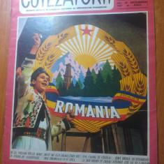 Revista cutezatorii 28 decembrie 1967 - Revista scolara