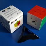 Cub Rubik 3x3x3 QiYi-MoFangGe Bullfight Profesional - 56mm