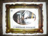 Afis la Teatrul Mic - O Scrisoare Pierduta, Director Dinu Sararu 1988 ,69x47 cm