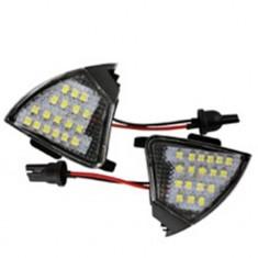 Lampa LED oglinda lumina exterioara 7411 compatibil VW Golf 5/ Passat/ Sharan