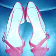 Balerini /Sandale - Balerini dama Christian Louboutin, Culoare: Rosu, Marime: 37