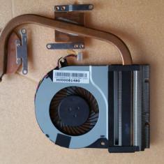 Ventilator + Heatsink Toshiba Satellite C70-C-1EN - Dezmembrari laptop
