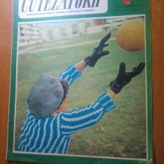 Revista cutezatorii 9 noiembrie 1967 - Revista scolara