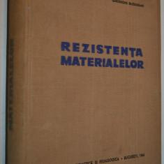 Rezistenta materialelor - Gheorghe Buzdugan - 1964