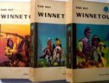 Winnetou (vol. I + II + III)  -  Karl May, Alta editura