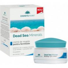 Dead Sea Minerals Crema de Noapte pentru Fermitate 50ml, COSMETIC PLANT - Lotiune Tonica