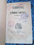 CURRIERUL DE AMBE SEXE Periodul II - Dela 1838 pana la 1840 (Bucuresci, 1862), Alta editura