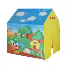 Cort De Joaca Pentru Copii My Farm - Casuta copii Knorrtoys