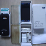 Samsung Galaxy S6 Edge 128GB Negru 4G