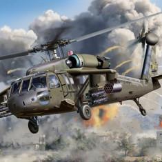 Macheta Elicopter Revell Uh-60A Transport Helicopter - Aeromodelism