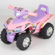 Masinuta Chipolino Atv Pink - Masinuta electrica copii