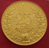 Medalie Academia militara generala sectia radioelectronica 1