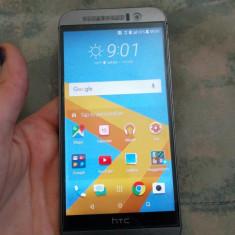 HTC M9 Gri + 32 GB Card in stare buna - Telefon HTC, Neblocat