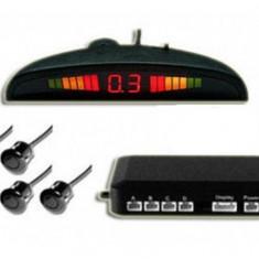 SET Senzori Parcare cu Display  Color Afisaj si sunet AL-TCT-316
