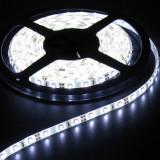 Banda LED pentru interior IP 20, consum 4W/m, lungime 5 M, lumina alba, Activejet
