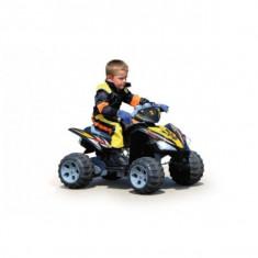 Atv Quad Electric Pentru Copii Jamara Cu 2 Viteze Si Acumulator 12V 7Ah - Masinuta electrica copii