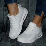 Adidasi Gen Nike Air Max alb M80 - Adidasi barbati, Marime: 37, 40, 41, Culoare: Din imagine, Piele sintetica