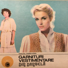 GARNITURI VESTIMENTARE DIN DANTELA - Vasilica Zidaru-Popa - Carte design vestimentar