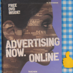 Advertising now. online Ed Julius Wiedemann