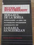 Monahul De La Rohia Raspunde La 365 De Intrebari Incomode Adr - Nicolae Steinhardt ,395775
