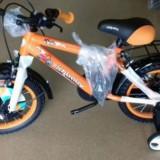 """Bicicleta 12"""" rich 2-5 ani - Bicicleta copii, Numar viteze: 1"""