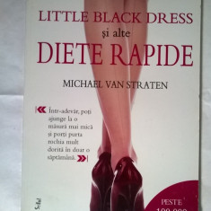Michael van Straten - Littler Black Dress si alte diete rapide - Carte Alimentatie