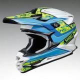MXE Casca Motocross Shoei VFX-W Turmoil TC-2 albastru Cod Produs: 1406177SAU