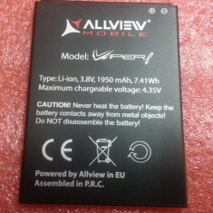 Baterie acumulator Allview V1 Viper L originala swap, Li-ion, 1000mAh/3, 7Wh
