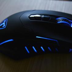 Mouse Gaming PrimAcc LED 7200 DPI (5 trepte), 7 butoane programabile, USB, CD - Mouse Microsoft Explorer Touch