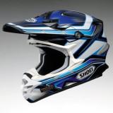 MXE Casca Motocross Shoei VFX-W Capacitor TC-2 albastru Cod Produs: 1406179SAU