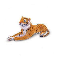 Tigru Gigant Din Plus Melissa And Doug - Jucarii plus Melissa & Doug