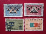 TIMBRE PORTUGALIA SERIE STAMPILATA, Stampilat