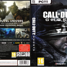 Call of Duty Ghosts Pc - Jocuri PC Activision, Shooting, 18+
