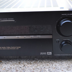 Amplificator Sony STR-DB 830 QS Elac, Boxe podea, 81-120W