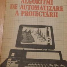 Algoritmi de automatizare a proiectarii - Programe. Aplicatii de Dan Roman