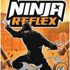 Ninja Reflex Nintendo Wii - Jocuri WII Electronic Arts, Actiune, 3+