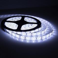 Banda LED pentru interior, alb rece, 5 metri, 14.3W/m, Abilite