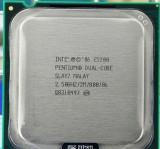 Procesor Intel Pentium Dual-Core E5200 + pasta