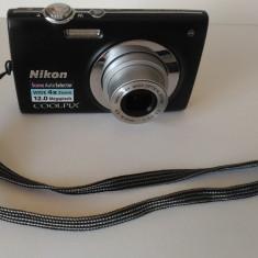 Aparat foto Nikon Coolpix 12MP +card memorie 4GB - Aparat Foto Nikon COOLPIX L25