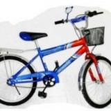 """Bicicleta 20"""" 7-14 ani - Bicicleta copii, 12 inch, Numar viteze: 1"""